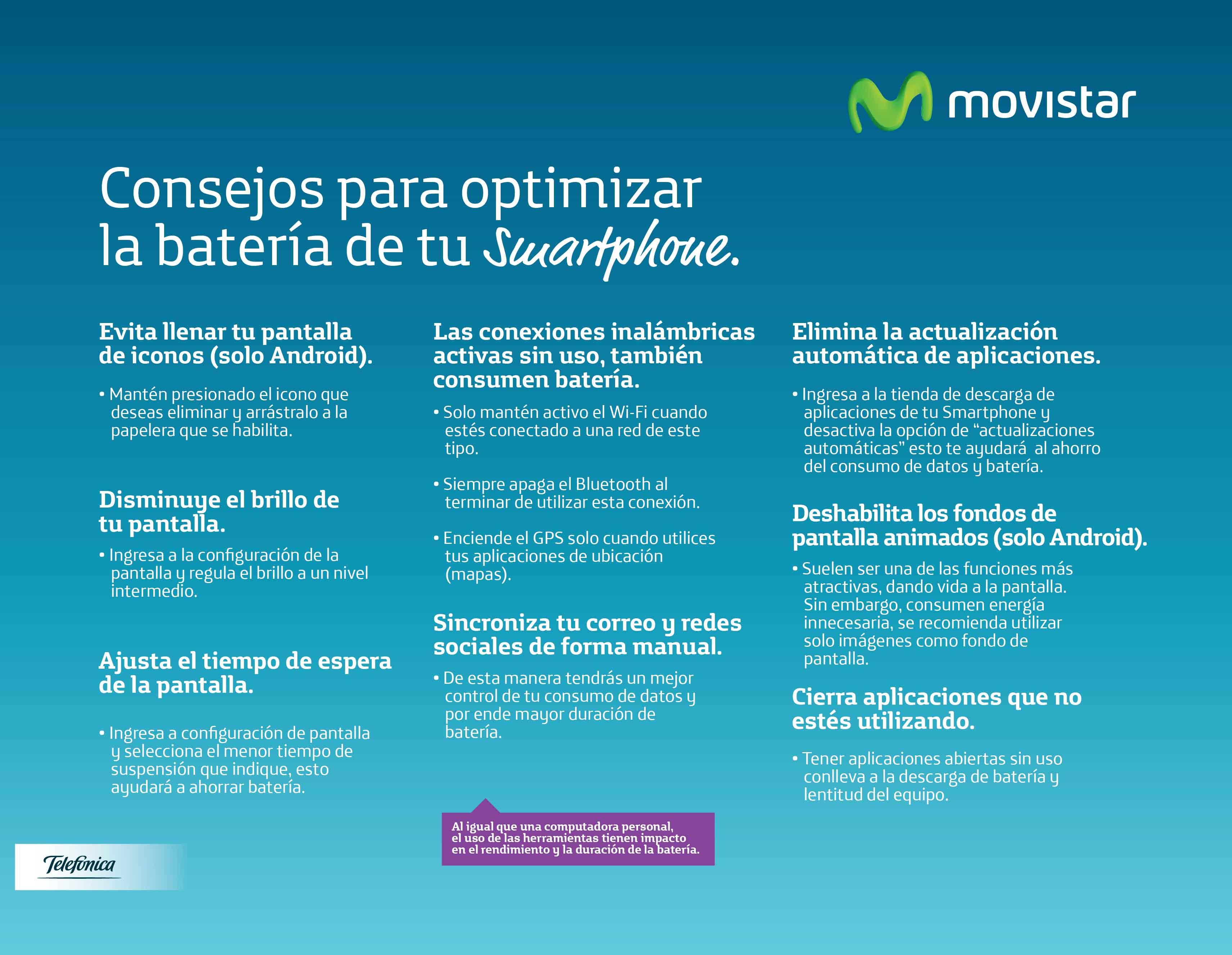 Servicio Tecnico Equipos Movistar
